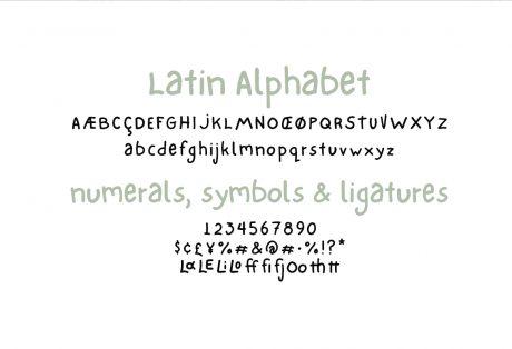 One Little Font