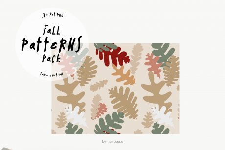 Fall Patterns Camo Edition